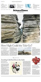 New York Times Travel by New York Times Hits Stands With Redesigned Feature Section Photo