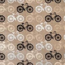 bicycle wrapping paper handmade bicycle wrapping paper black white and gold cyclemiles
