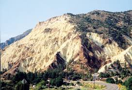 where to find rock candy geosights big rock candy mountain utah s volcanic past piute