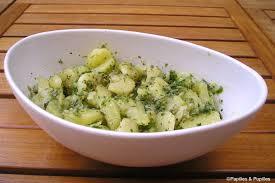 comment cuisiner les pommes de terre de noirmoutier salade de pommes de terre de noirmoutier aux herbes