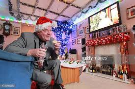 mr christmas andy stock photos and pictures getty images