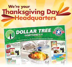 dollar tree shop our thanksgiving day ad milled