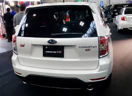 white subaru forester 2014 file nagoya auto trend 2011 52 subaru forester ts jpg