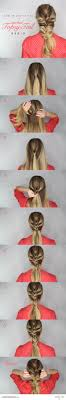 step by step easy updos for thin hair 530 best hairstyles of the fine thin images on pinterest braid