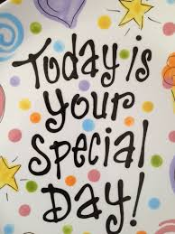 it s your special day plate birthday plate it s your special day 10 inch ceramic