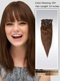14 inch hair extensions 14 inch hair extensions 95g uss3014 vpfashion