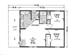 14x40 Floor Plans 1 Bedroom Mobile Homes Fallacio Us Fallacio Us