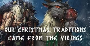 christmas yule traditions viking origins inventorybag