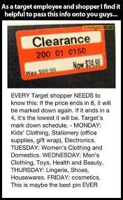 16 secrets for shopping at if you shop at target you need to know this u2026 target shopping