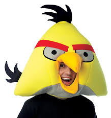 amazon paper magic group angry birds red bird mask clothing