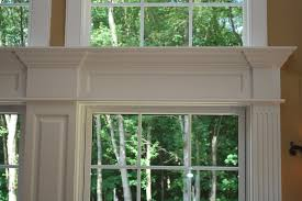 Wainscoting Around Windows Integrate Window And Door Trim With Wainscoting Panels