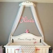 crown decor zoom disney princess baby crib furniture canopy gypsy bed crown