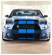Black Mustang Stripes Matte Wrapped Mustang W Blue Vinyl Stripes Wrap Pinterest