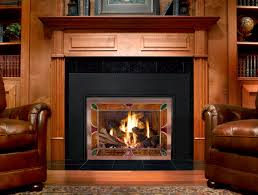 gas fireplace hearth fire place and pits