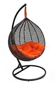 Patio Swing Chair by Ravelo U2013 Patio Swing Chair With Matching Black Stand U2013 Pe 03bk