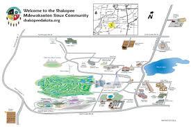 Map Mn Shakopee Mdewakanton Sioux Community Map Prior Lake Mn