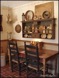 Primitive Kitchen Decorating Ideas Captivating Primitive Kitchen Decor And 36 Best Primitive Kitchen