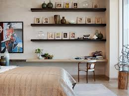 bedroom charming beige white wood glass simple design small