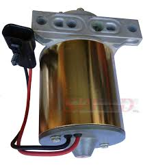 new replacement electric motor for bosch hydro max brake booster