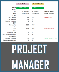 Project Templates In Excel Free And Premium Project Management Excel Templates