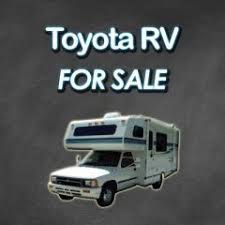 classic class c motorhome for sale by owner toyota mini rv