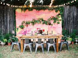 Party Decorating Ideas by Backyard Party Decorating Ideas Backyard Design Ideas