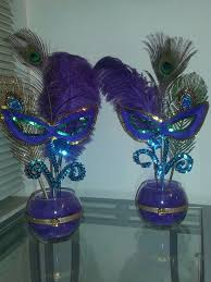 Peacock Centerpieces 15 Best Decorations Images On Pinterest Diy Astronaut Party And