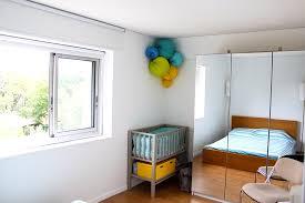la chambre parentale et le coin bébé après réaménagement chérie