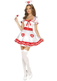 doctor and nurse halloween costumes for couples