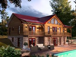 how our wooden home and cottage construction projects proceed