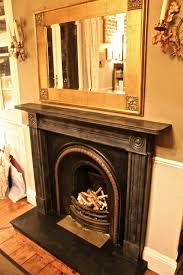 fireplace makeover u2013 slate paint effect u2013 make