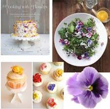 Where To Buy Edible Flowers - mix blue and purple yahoo image search results colleen cottage