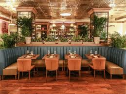 inside society café the new greenwich village restaurant you need