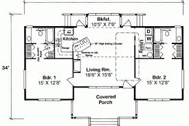 one story open house plans 1500 square foot house plans one story house plans with open