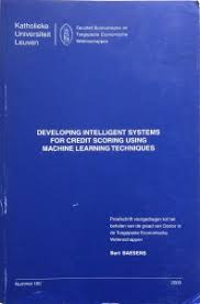 Why Should Machines Learn    Springer Machine Learning  Making Sense of a Messy World