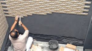 Wall Tiles by Decorate The Wall By Ceramic Tiles Installing Wall Tiles House