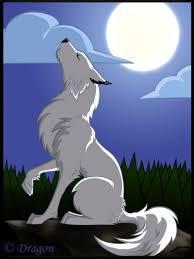 singing wolf by dragon ryuu on deviantart