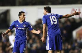 chelsea costa diego tottenham hotspur 2 0 chelsea diego costa explains bust up with