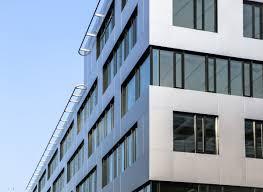 stuttgart airport u0027s new office building skyport