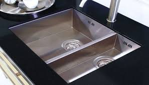 Square Kitchen Sinks Kitchen Sink Stainless Steel Square Baronga Bar3415