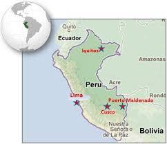 south america map equator peru at a glance ecomotion