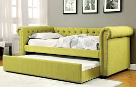 furniture tufted daybed upholstered daybed backless daybed