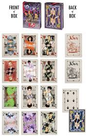 ghostbusters cards deck of cards