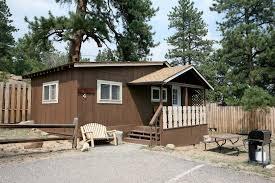 Bear Mountain Cottages by Estes Park Condo Colorado Rocky Mountain Resorts