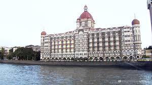 Luxury Hotel The Taj Mahal Palace Mumbai Mumbai India