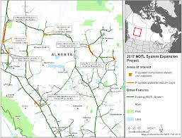 Map Of Edmonton Canada by 2017 Nova Gas Transmission Ltd System Expansion Project Natural