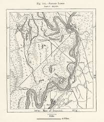 County Map Of Mississippi New Madrid Area Once Had A Seashore Rivers Rerouted