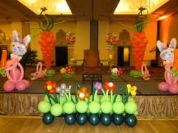 Easter Decorations Us by Easter Balloon Event Decor Dreamark Events Www Dreamarkevents