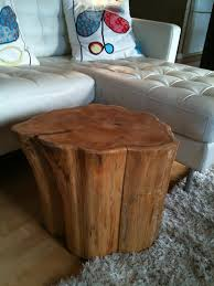 How To Make End Tables Out Of Tree Stumps by Serenity Stumps U0026 Cutting Boards