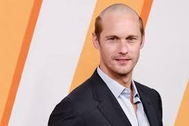 images of balding men haircuts alexander skarsgard s new haircut is an insult to bald men gq